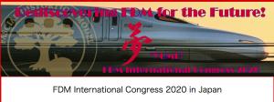 Screenshot FDM-Kongress Japan
