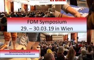 FDM Symposium in Wien 2019