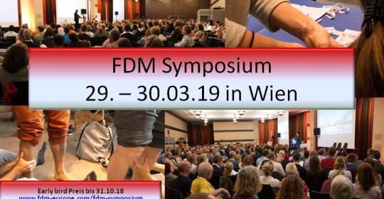 FDM Symposium in Wien 2019