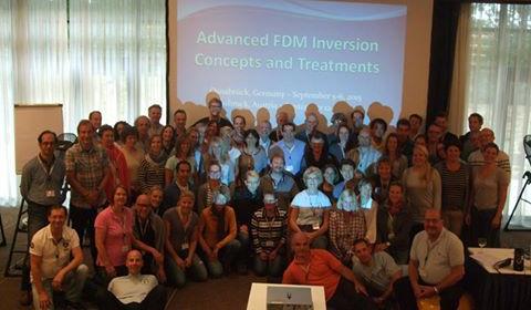FDM Advanced-Seminar mit Marjorie Kasten P.T. 2015