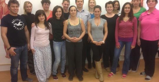 Erstes FDM-Seminar in Budapest, Ungarn